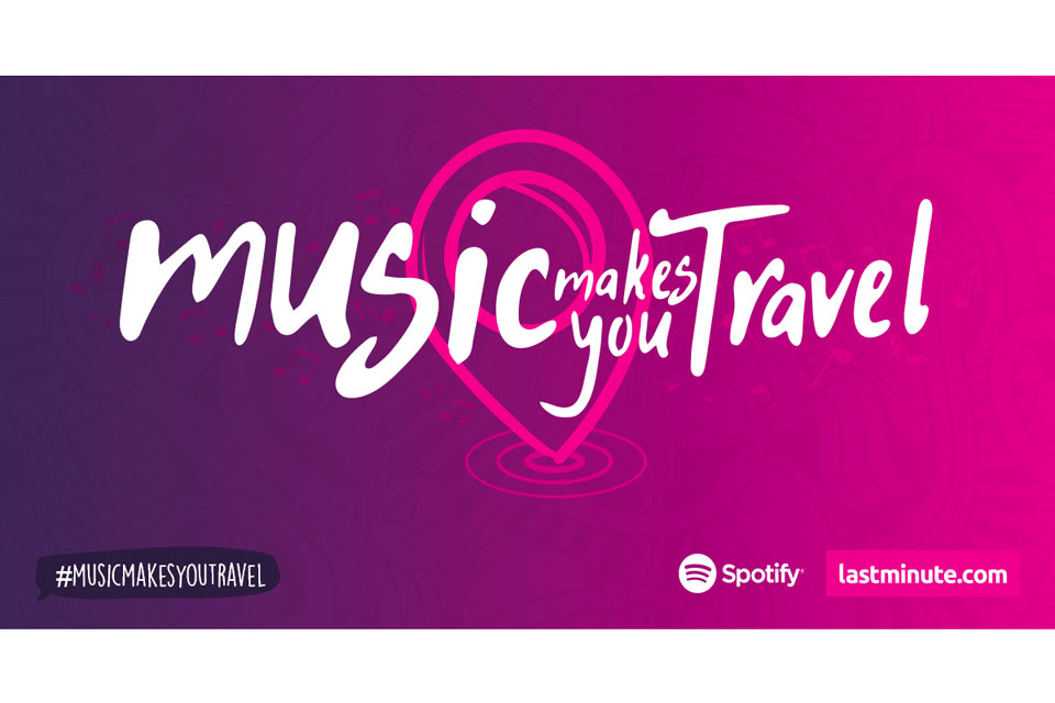 Music Makes You Travel